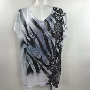 Women's Appropriate Behavior Size XXL Shirt